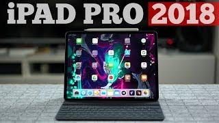 iPad Pro 2018 еще не ноут, уже не планшет