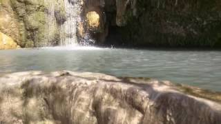 Little Jamaica Waterfall Pool / Water Oasis in Littlefield, AZ close to St. George, UT