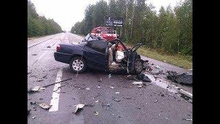 Смертельные и страшные аварии.Самые жуткие дтп 2016-2018.Смерть на дороге