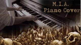 Avenged Sevenfold - M.I.A. - Piano Cover