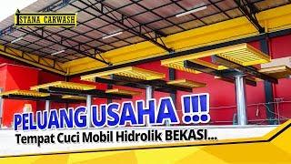 Paket Usaha Cuci Mobil 4 Hidrolik MBH - 404