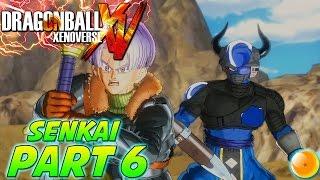Dragonball: Xenoverse - Lets Play/Walkthrough (Part 6) - Senkai