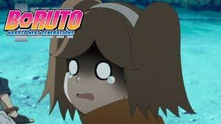 Battle With Anko | Boruto: Naruto Next Generations