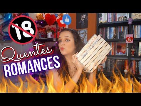 07 ROMANCES HOT (QUENTES) PARA INCENDIAR || Indicações