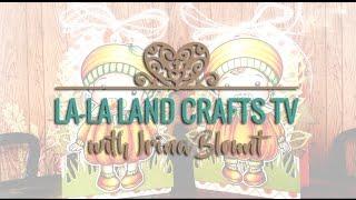 Halloween Treat Box TUTORIAL (La-La Land Crafts TV)