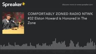 #32 Elston Howard Is Honored In The Zone