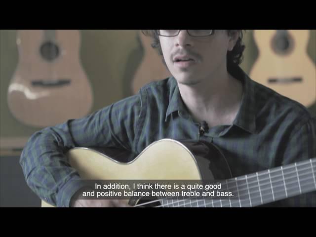 Jose? Mari?a Vilaplana Serie NT Abeto de Guitarras Alhambra