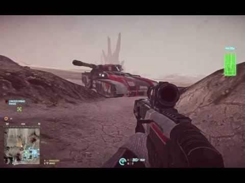 Tank bug in PS2 - Zeekz of the TR