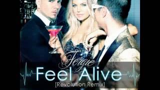 Feel Alive [Fergie & Pitbull ft. DJ. Poet] *2012* REGENERATION