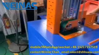 epe protection corner making machine