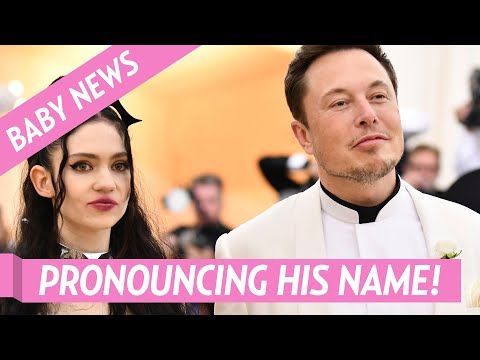 Elon Musk Cringes While Pronouncing His Son X Æ A 12's Name