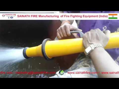 Foam Making Branch Pipe FB 10X