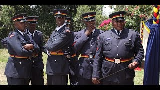 What police officers will do once their salaries are reduced by government