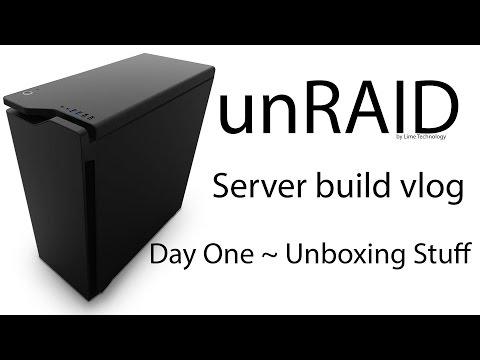 30TB Unraid Server - Hikind Tech - Video - 4Gswap org