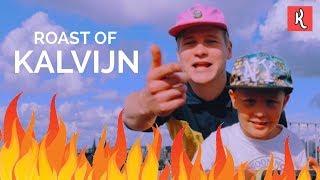 ROAST OF KALVIJN   DISSTRACK | Kalvijn
