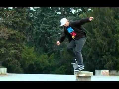 SKATE SKOLA - Tomas Vintr -  part 2