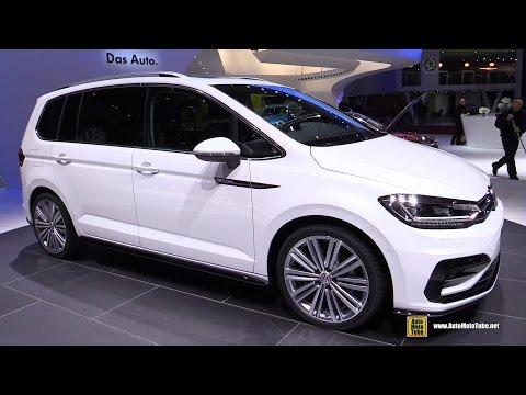 Volkswagen  Touran Минивен класса M - рекламное видео 4