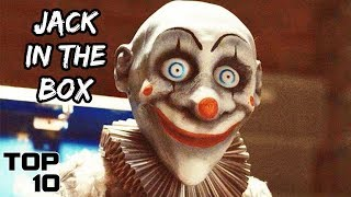 Top 10 Scary Childhood Urban Legends
