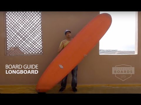 Surfboard Guide – Longboard