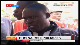 Sunday Edition: Real Politik - ODM Primaries - 30th April,2017 [Part One]