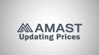 Vendor Mini Tutorial: Updating Prices