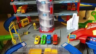 Majorette Super City Garage - Parkhaus der Superlative