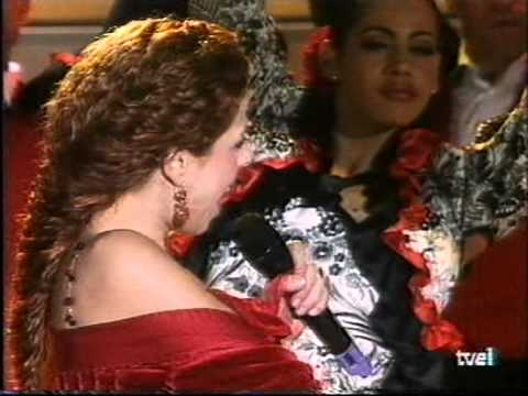 "Pastora soler ""cantame un pasodoble español"""