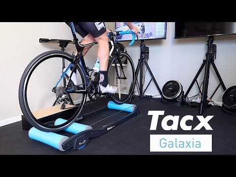 TACX Galaxia Rollers: Unboxing, Building, First Ride Review
