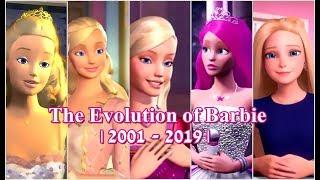 Barbie | The Evolution Of Barbie  | 2001   2019 |
