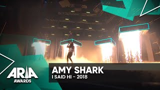 Amy Shark: I Said Hi | 2018 ARIA Awards