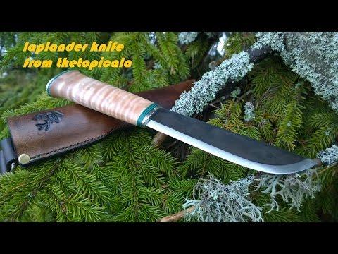 Leuku Knife: Other - SHARPKNIFE TOP