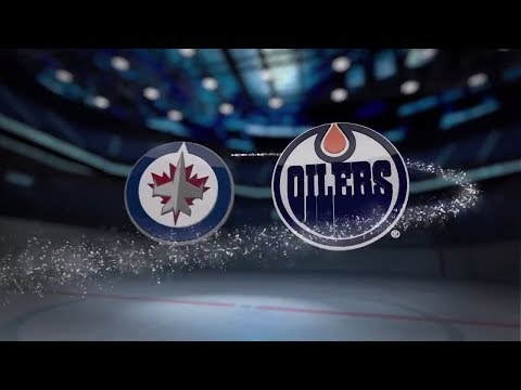 Winnipeg Jets vs Edmonton Oilers - October 9, 2017 | Game Highlights | NHL 2017/18. Обзор матча.