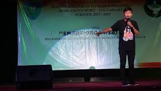 Stand Up Comedi Ali Akbar
