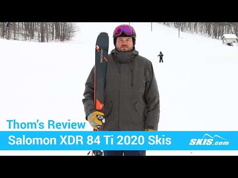 Video: Salomon-XDR-84-TI-Skis-2020-20-50