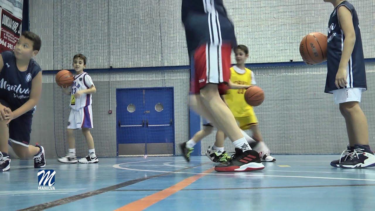 Captación de jugadores CD Manilva Basketbase