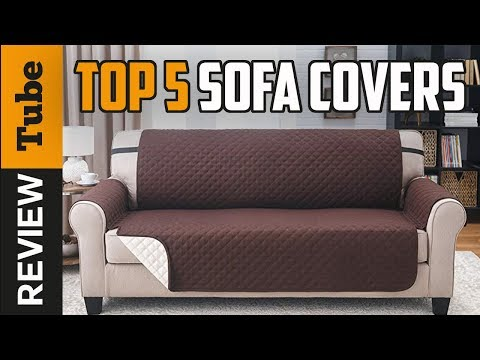 ✅Sofa Cover: Best Sofa Cover 2018 (Buying Guide)