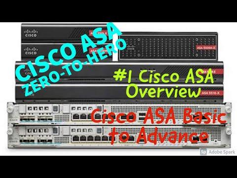 Cisco ASA Training Zero to Hero   Overview Lesson #1   1K Special ...