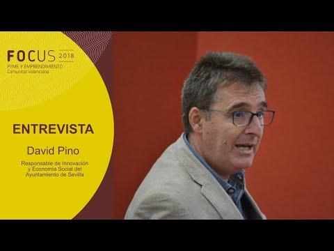 Entrevista David Pino - Responsable de Innovación y Economía Social Ayto. Sevilla[;;;][;;;]