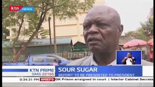 Sugarcane taskforce report ready as they propose zoning of Sugar areas