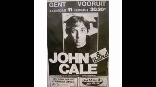 John Cale - Don't Know Why She Came (live 12/31/1979)
