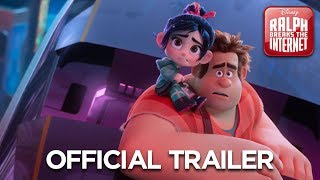 "Watch the official trailer for Ralph Breaks the Internet, and see the film in theatres November 21!  ""Ralph Breaks the Internet: Wreck-It Ralph 2"" leaves Litwak's video arcade behind, venturing into the uncharted, expansive and thrilling world of the internet—which may or may not survive Ralph's wrecking. Video game bad guy Ralph (voice of John C. Reilly) and fellow misfit Vanellope von Schweetz (voice of Sarah Silverman) must risk it all by traveling to the world wide web in search of a replacement part to save Vanellope's video game, Sugar Rush. In way over their heads, Ralph and Vanellope rely on the citizens of the internet—the netizens—to help navigate their way, including a webite entrepreneur named Yesss (voice of Taraji P. Henson), who is the head algorithm and the heart and soul of trend-making site ""BuzzzTube."" Directed by Rich Moore (""Zootopia,"" ""Wreck-It Ralph"") and Phil Johnston (co-writer ""Wreck-It Ralph,"" ""Cedar Rapids,"" co-writer ""Zootopia,""), and produced by Clark Spencer (""Zootopia,"" ""Wreck-It Ralph,"" ""Bolt""), ""Ralph Breaks the Internet: Wreck-Ralph 2"" hits theaters on Nov. 21, 2018.  See more from Wreck-It Ralph: Facebook: https://www.facebook.com/WreckItRalph/ Twitter: https://twitter.com/wreckitralph Instagram: https://www.instagram.com/wreckitralph/  See more from official Disney Animation:  Facebook: https://www.facebook.com/DisneyAnimation Twitter: https://twitter.com/disneyanimation  Welcome to the official Walt Disney Animation Studios YouTube channel! There's much from the archive that we want to share, while also giving you glimpses into our current studio--a dynamic place full of fresh voices and talent. Become a subscriber today!"
