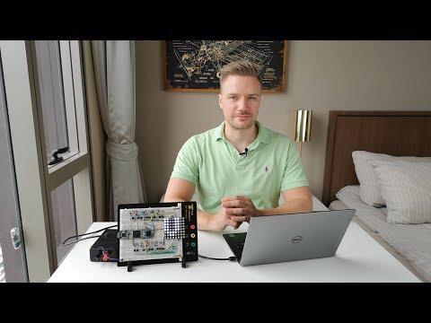 New Dot Matrix VHDL and FPGA Course - YouTube