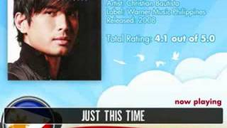 Captured (Christian Bautista) - Album Preview