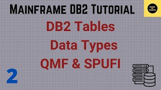 Mainframe DB2 Tutorial Part 2