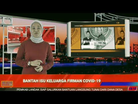 Ketua Satgas Covid-19 Hanura Kalbar Bantah Isu yang Tuding Keluarga Almarhum Firman Muntaco Terpapar Covid-19