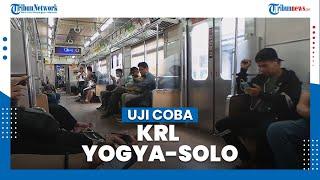 Uji Coba KRL Yogyakarta-Solo Dibuka untuk Umum, Begini Cara Aksesnya