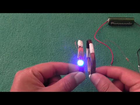 Proyectos | Transmisión Inalámbrica de Energía Eléctrica - Muy fácil de hacer