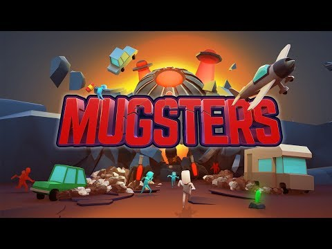 Mugsters - Announcement Trailer (Steam, PS4, Xbox One, Nintendo Switch) thumbnail