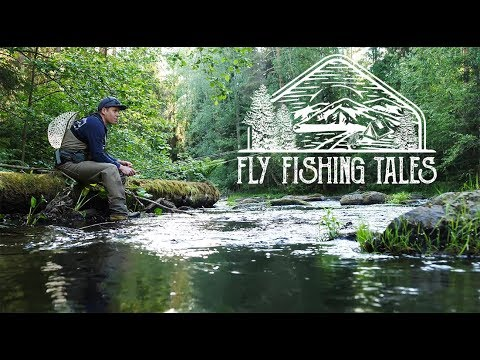 Fly Fishing Tales #1 // Home River