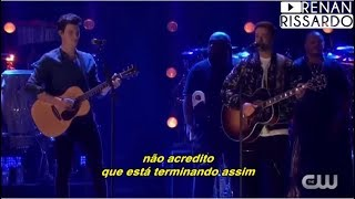 Justin Timberlake & Shawn Mendes - What Goes Around... Comes Around (Tradução)